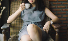Koffie Royalty-vrije Stock Foto