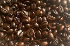 Koffie-ACHTERGROND Stock Foto's
