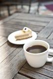 Koffie-Americano Royalty-vrije Stock Fotografie