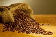 Koffie beans_3 stock foto