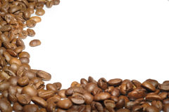 Koffie BG Stock Afbeelding