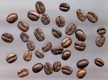 Koffie-bonen Stock Foto