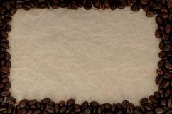 Koffie: Bonen Stock Foto's