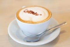 Koffie Cappucino Stock Afbeelding