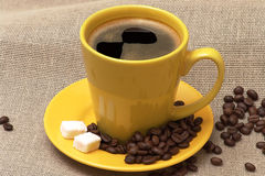 Koffie cup10.jpg Royalty-vrije Stock Afbeeldingen