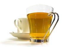 Koffie en thee Royalty-vrije Stock Foto's