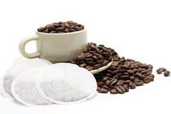 Koffie en Thee Stock Afbeelding