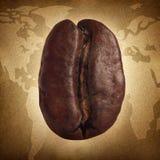 Koffie Grunge vector illustratie