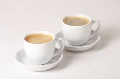 Koffie - Kaffee royalty-vrije stock foto's