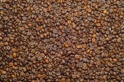 Koffie, koffiebonen stock afbeeldingen