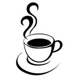 koffie kop Stock Afbeeldingen