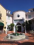 Koffie LaBamba, Universele Studio's, Orlando, FL stock foto