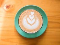 Koffie Late Royalty-vrije Stock Afbeeldingen