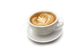 Koffie Latte stock foto