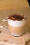 Koffie Latte Stock Foto's