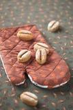 Koffie Madeleines Royalty-vrije Stock Fotografie