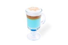 Koffie met likeur Stock Fotografie