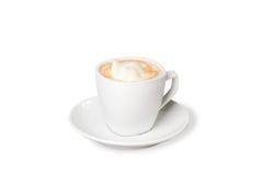 Koffie met roomijs Royalty-vrije Stock Foto's