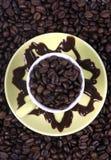 Koffie Mocha Royalty-vrije Stock Afbeeldingen