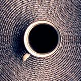 Koffie mug Stock Afbeelding