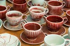 Koffie mug Royalty-vrije Stock Foto's