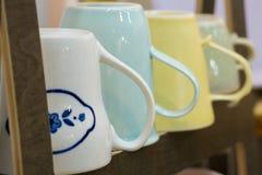 Koffie mug Stock Foto