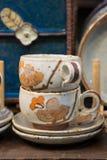 Koffie mug Royalty-vrije Stock Afbeelding