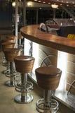 Koffie op het cruiseschip Stock Foto