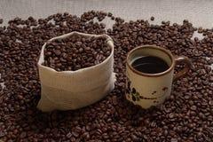 Koffie pack6.jpg Stock Afbeeldingen
