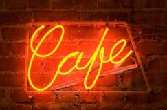 koffie teken Stock Afbeelding