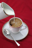 Koffie, thee Stock Fotografie