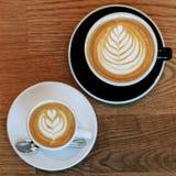 Koffie voor twee Royalty-vrije Stock Fotografie