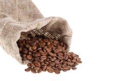 Koffieachtergrond Royalty-vrije Stock Afbeelding