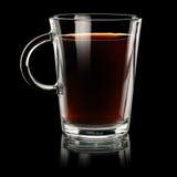 koffieamericano Stock Afbeeldingen