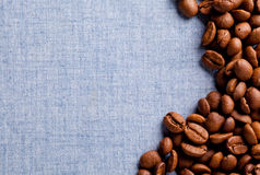 Koffiebanner Stock Foto's