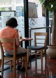 Koffiebar royalty-vrije stock afbeeldingen