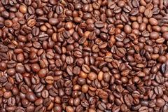Koffiebonen Royalty-vrije Stock Afbeeldingen
