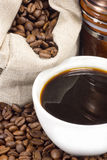 Koffiebonen Stock Fotografie
