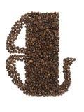 Koffiekan Stock Fotografie