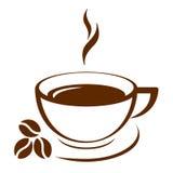 Koffiekop Royalty-vrije Stock Afbeeldingen