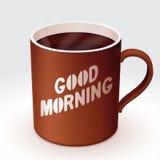 Koffiekop. Stock Afbeelding