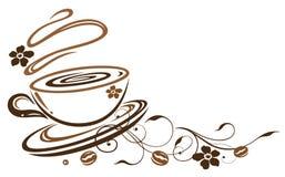 Koffiekop Royalty-vrije Stock Afbeelding
