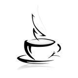 Koffiekop Royalty-vrije Stock Foto