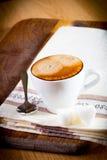 Koffiekop Royalty-vrije Stock Foto's