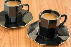 Koffiekoppen Royalty-vrije Stock Afbeelding