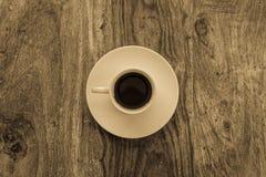 Koffieminnaar Royalty-vrije Stock Fotografie