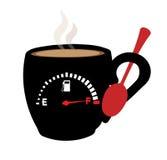 Koffiemok Royalty-vrije Stock Fotografie