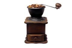 Koffiemolen Stock Afbeelding