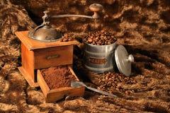 Koffiemolen Royalty-vrije Stock Foto