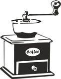 Koffiemolen Royalty-vrije Stock Foto's